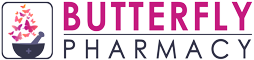 Butterfly Pharmacy Logo